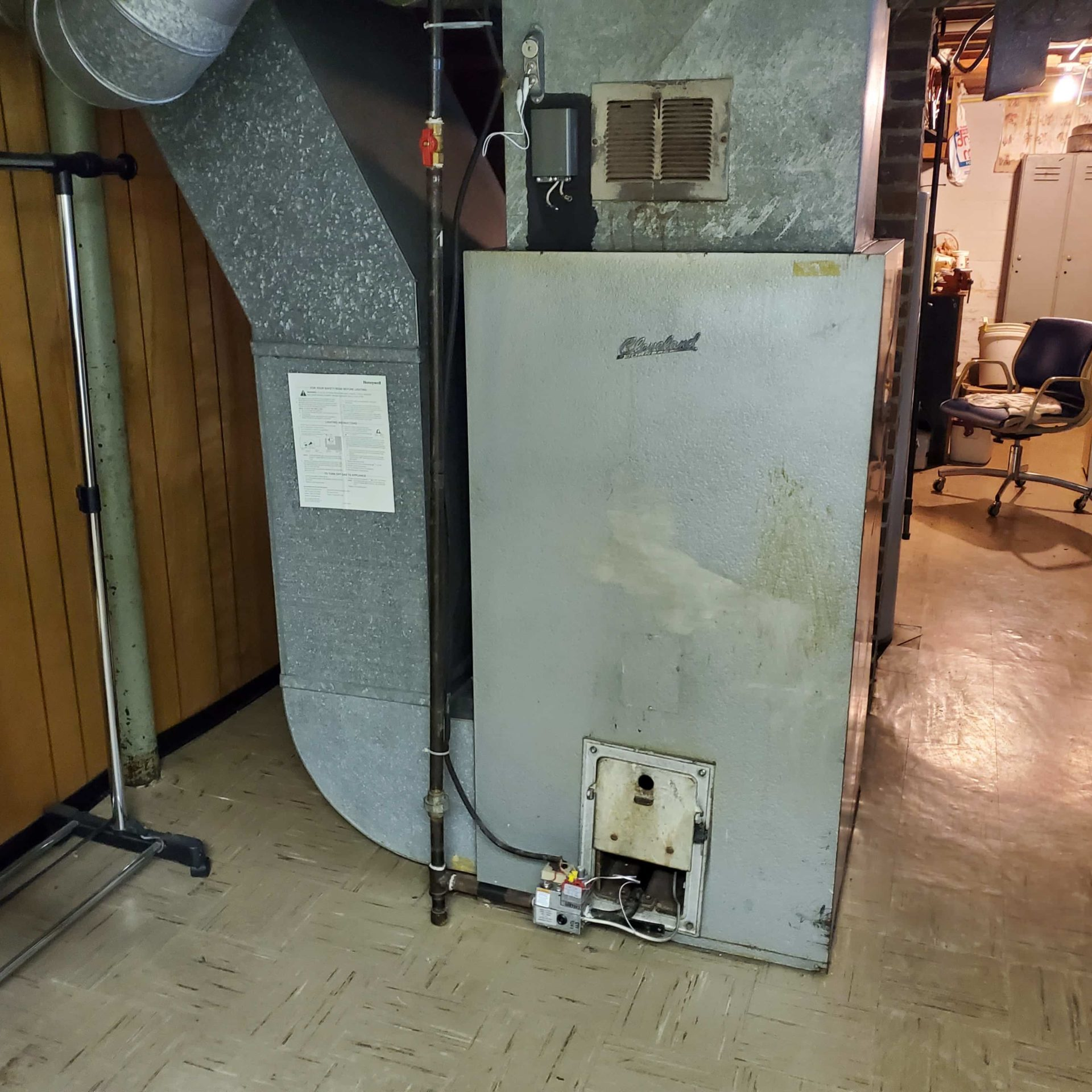 Furnace Replacement Before